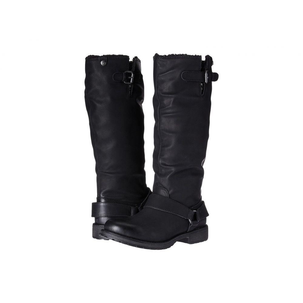 ロキシー レディース シューズ・靴 ブーツ【Montes】Black