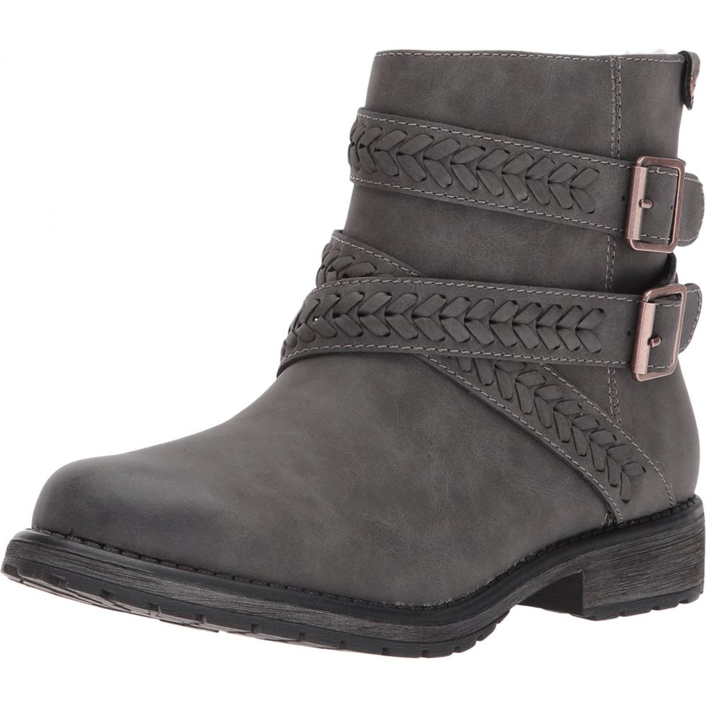 ロキシー レディース シューズ・靴 ブーツ【Rowan】Black