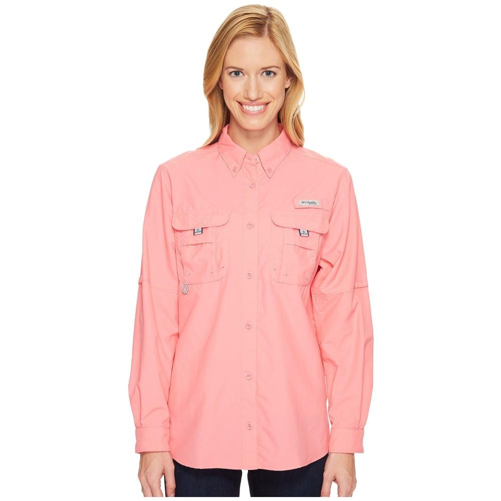 コロンビア レディース トップス ブラウス・シャツ【Bahama L/S Shirt】Lollipop