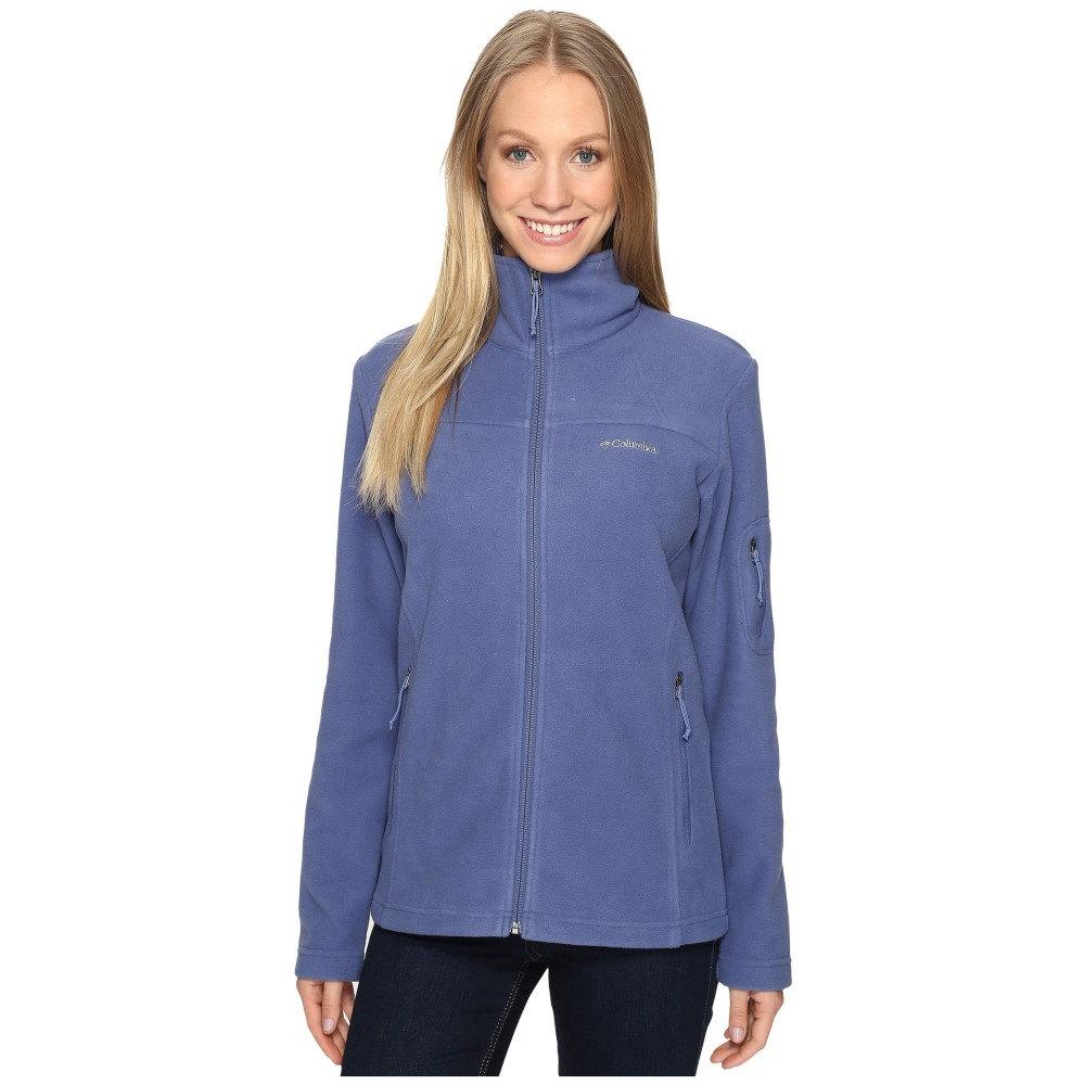 コロンビア レディース トップス フリース【Fast Trek II Full-Zip Fleece Jacket】Bluebell