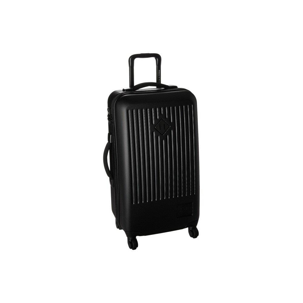 ハーシェル サプライ レディース バッグ スーツケース・キャリーバッグ【Trade Medium】Black