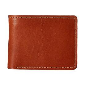 フィルソン レディース 財布【Bifold Wallet】Tan Leather