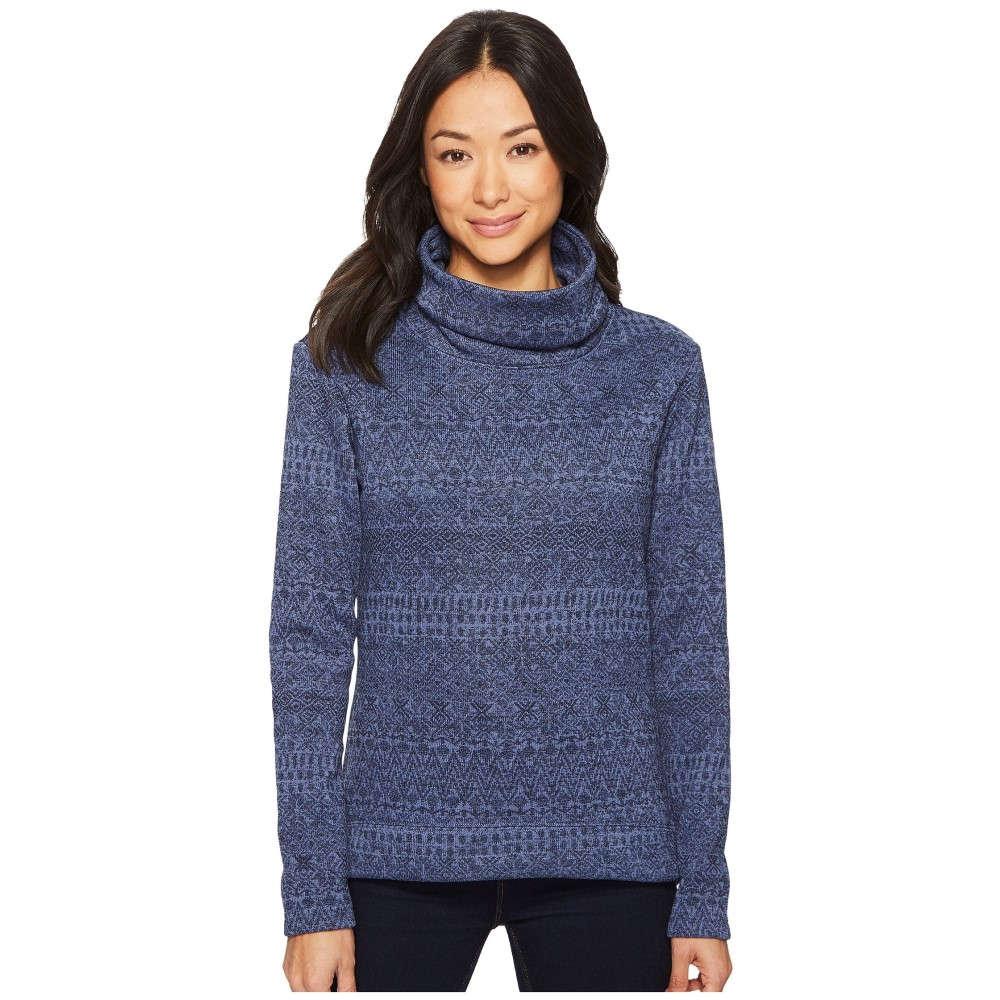コロンビア レディース トップス ニット・セーター【Sweater Season Printed Pullover】Bluebell