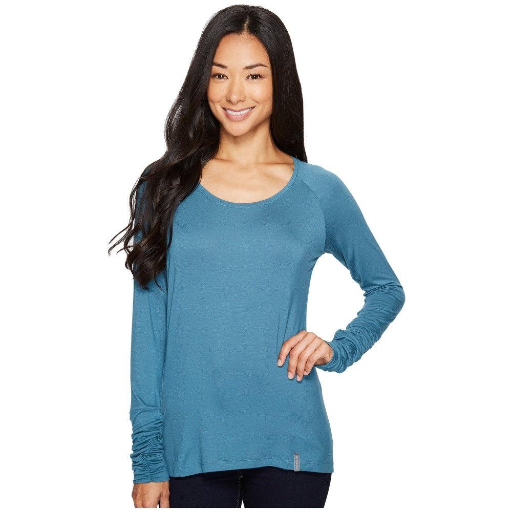 コロンビア レディース トップス 長袖Tシャツ【Lumianation II Long Sleeve Shirt】Cloudburst