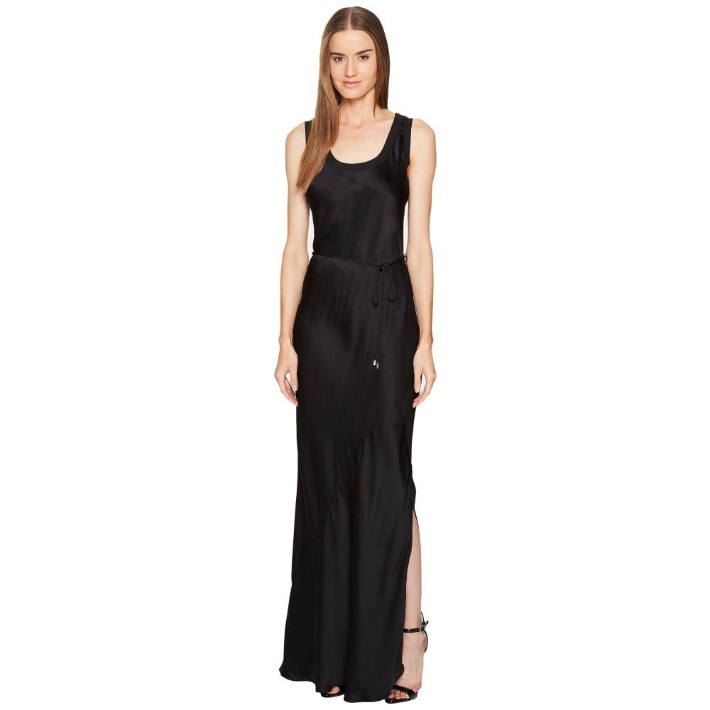 エスカーダ レディース ワンピース・ドレス ワンピース【Dalong Sleeveless Long Dress】Black