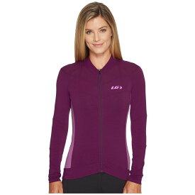 ルイスガーナー レディース トップス【Beeze Long Sleeve Jersey】Magenta Purple