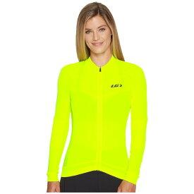 ルイスガーナー レディース トップス【Beeze Long Sleeve Jersey】Bright Yellow