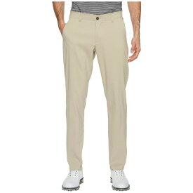 アンダーアーマー メンズ ボトムス・パンツ【Showdown Golf Tapered Pants】City Khaki/Steel Medium Heather/City Khaki