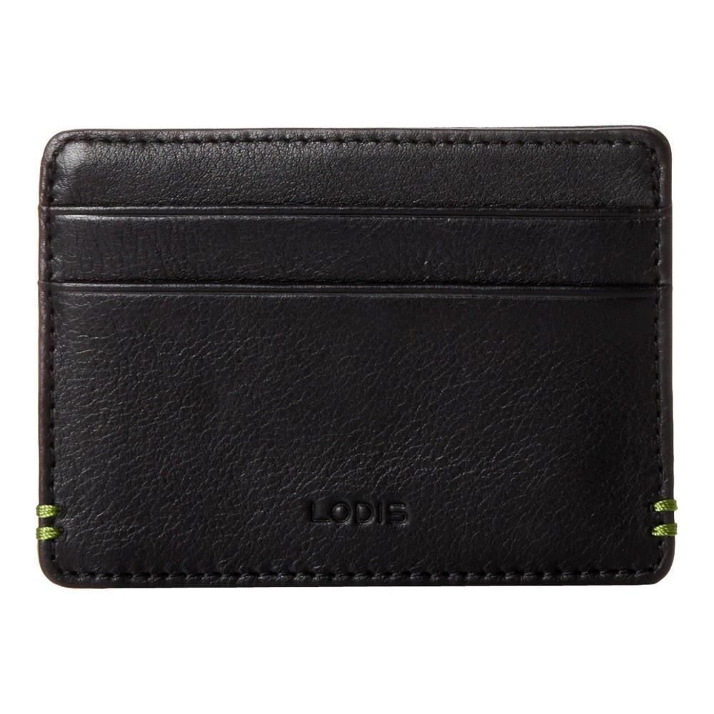 ロディス アクセサリー メンズ マネークリップ【Money Clip Card Case】Green