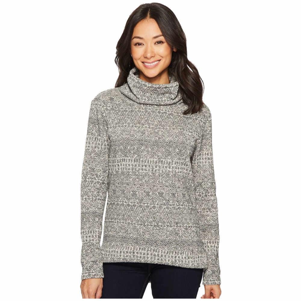 コロンビア レディース トップス ニット・セーター【Sweater Season Printed Pullover】Chalk