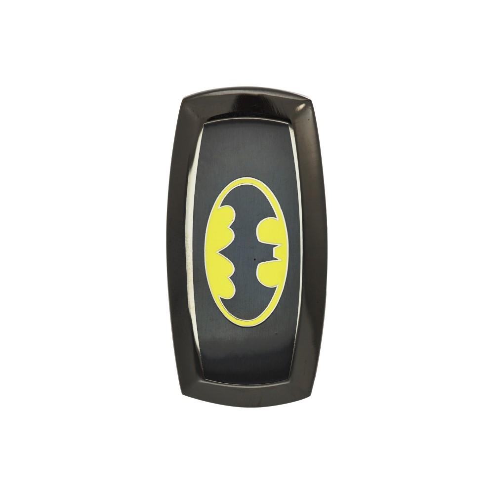 カフリンクス メンズ マネークリップ【Batman Cushion Money Clip】Black