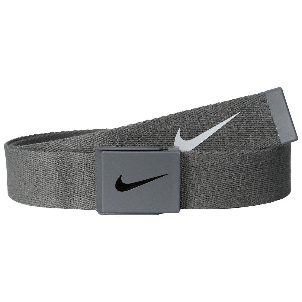 ナイキ レディース ベルト【Nike Tech Essentials Single Web】Grey