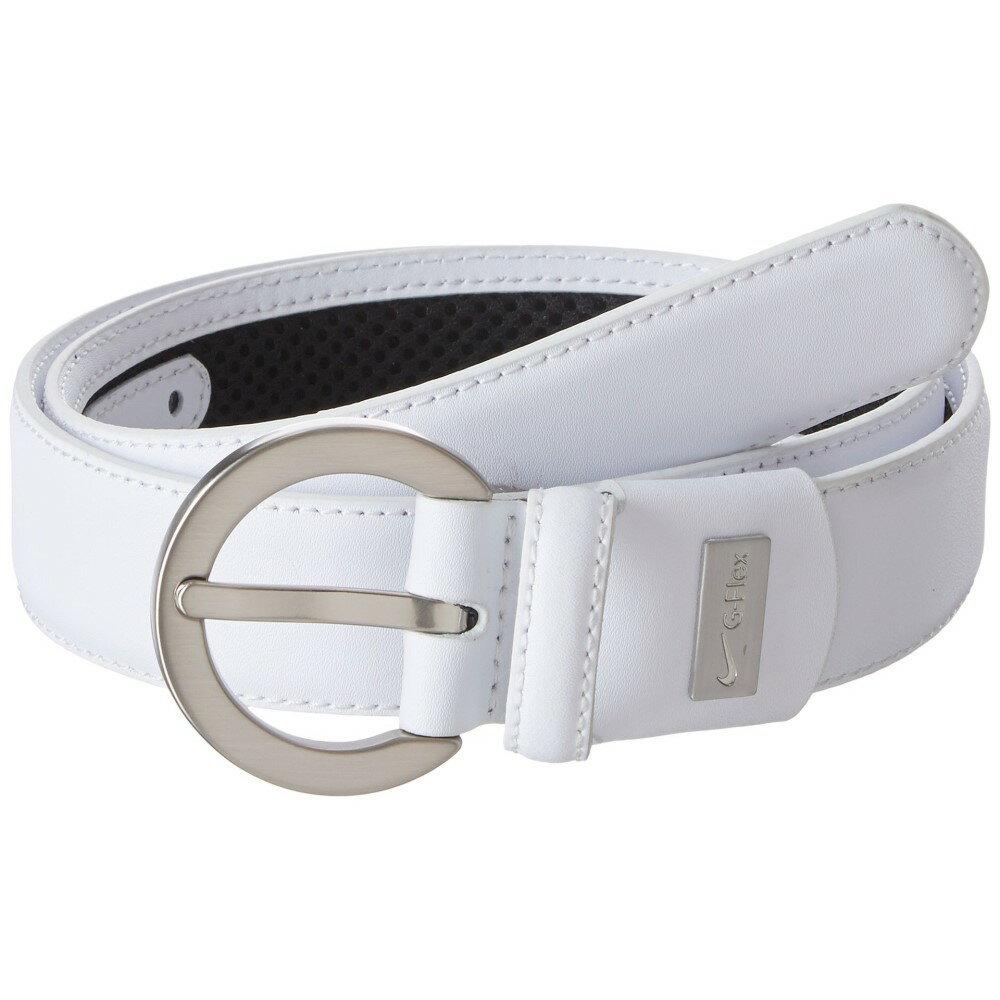 ナイキ レディース ベルト【G-Flex Harness】White