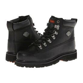 ハーレーダビッドソン メンズ シューズ・靴 ブーツ【Drive Steel Toe】Black
