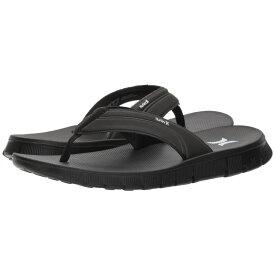 ハーレー メンズ シューズ・靴 サンダル【Fusion 2.0 Sandal】Black