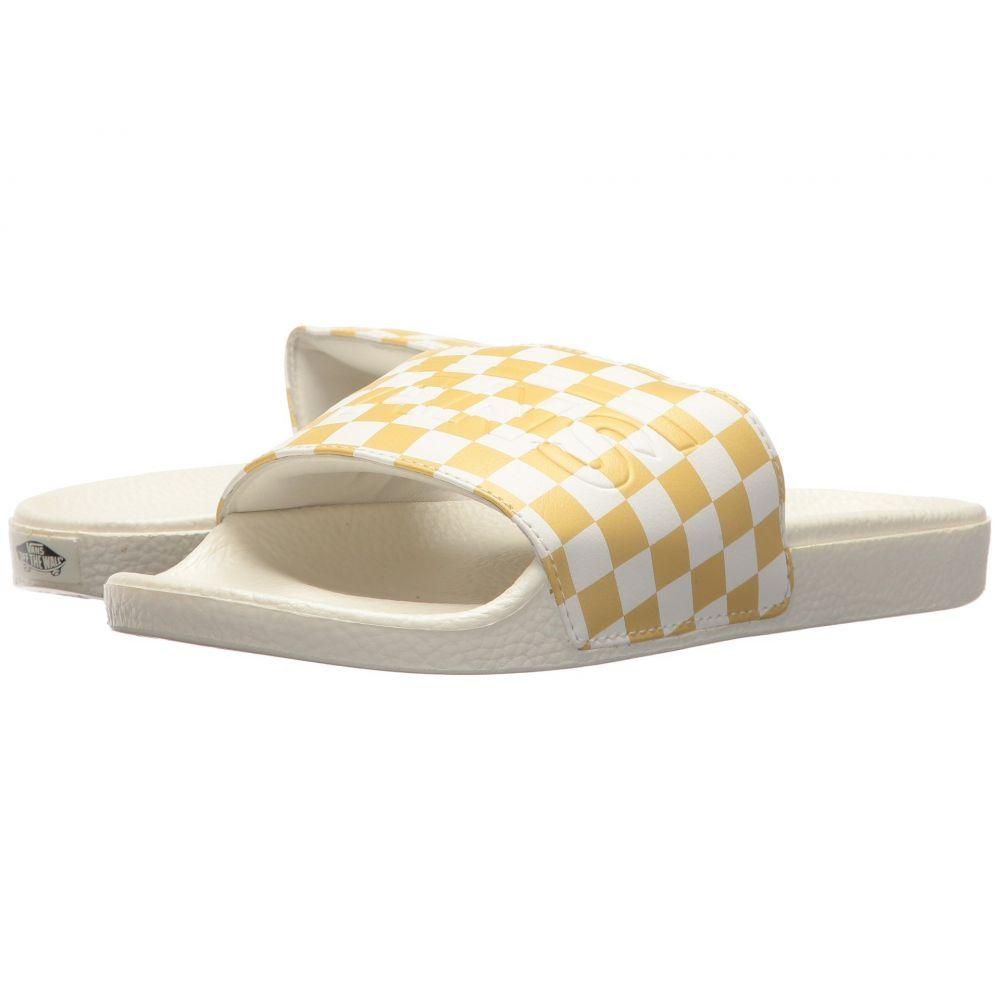 ヴァンズ レディース シューズ・靴 サンダル・ミュール【Slide-On】(Checkerboard) Pineapple Slice