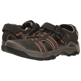 テバ メンズ シューズ・靴【Omnium 2】Black Olive