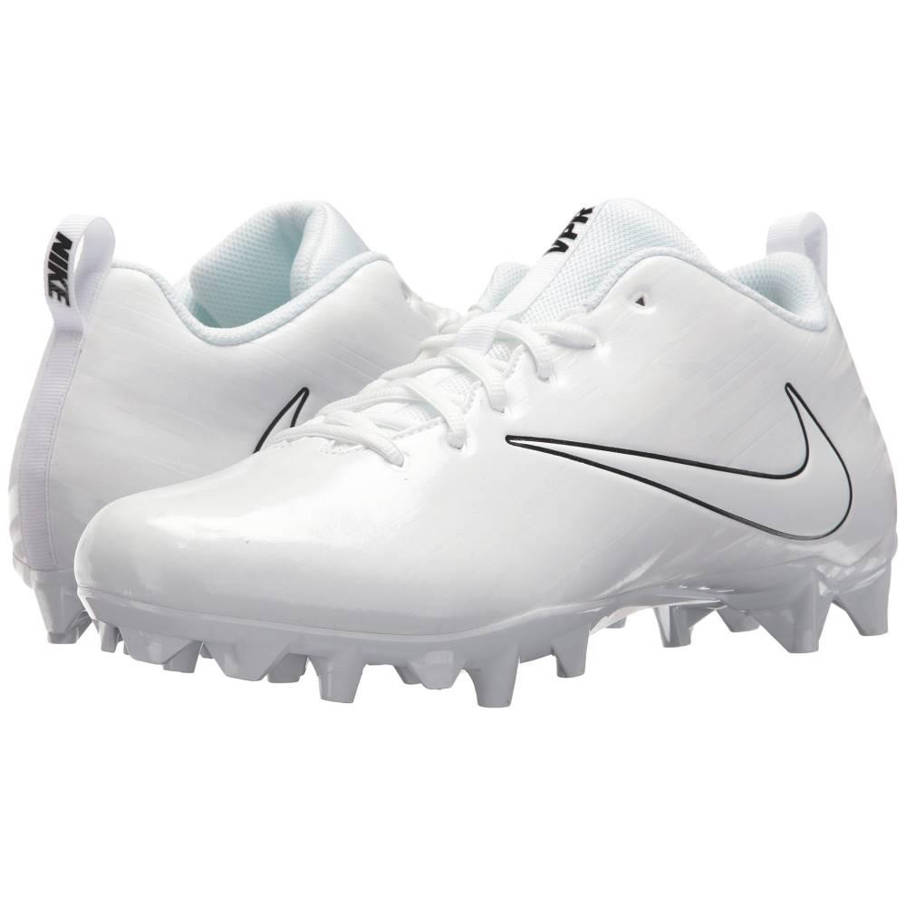 ナイキ レディース ラクロス シューズ・靴【Varsity Low Lax】White/White