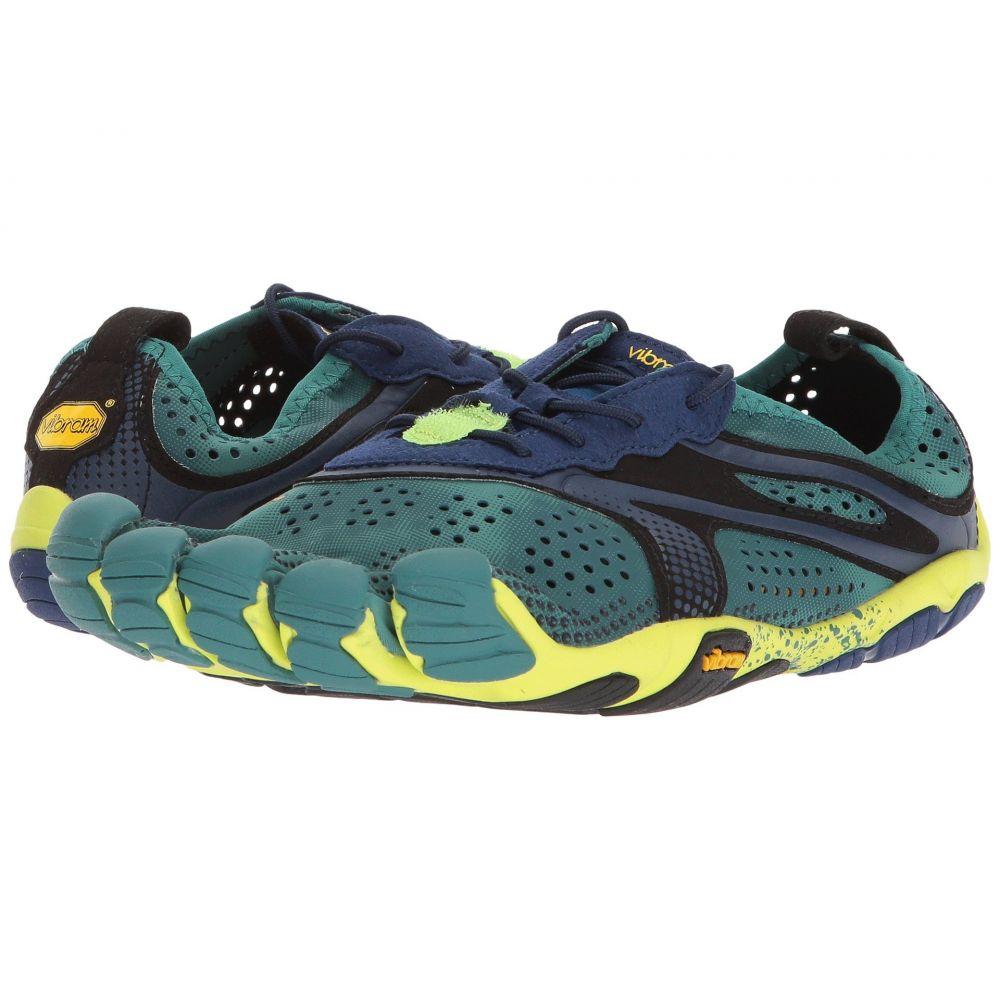 ビブラムファイブフィンガーズ レディース ランニング・ウォーキング シューズ・靴【V-Run】North Sea/Navy