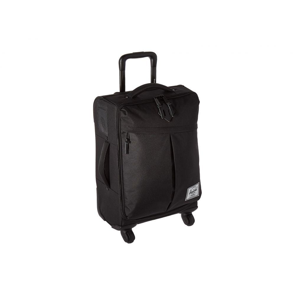ハーシェル サプライ レディース バッグ スーツケース・キャリーバッグ【Highland】Black 1