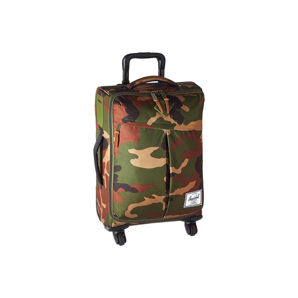 ハーシェル サプライ レディース バッグ スーツケース・キャリーバッグ【Highland】Camo