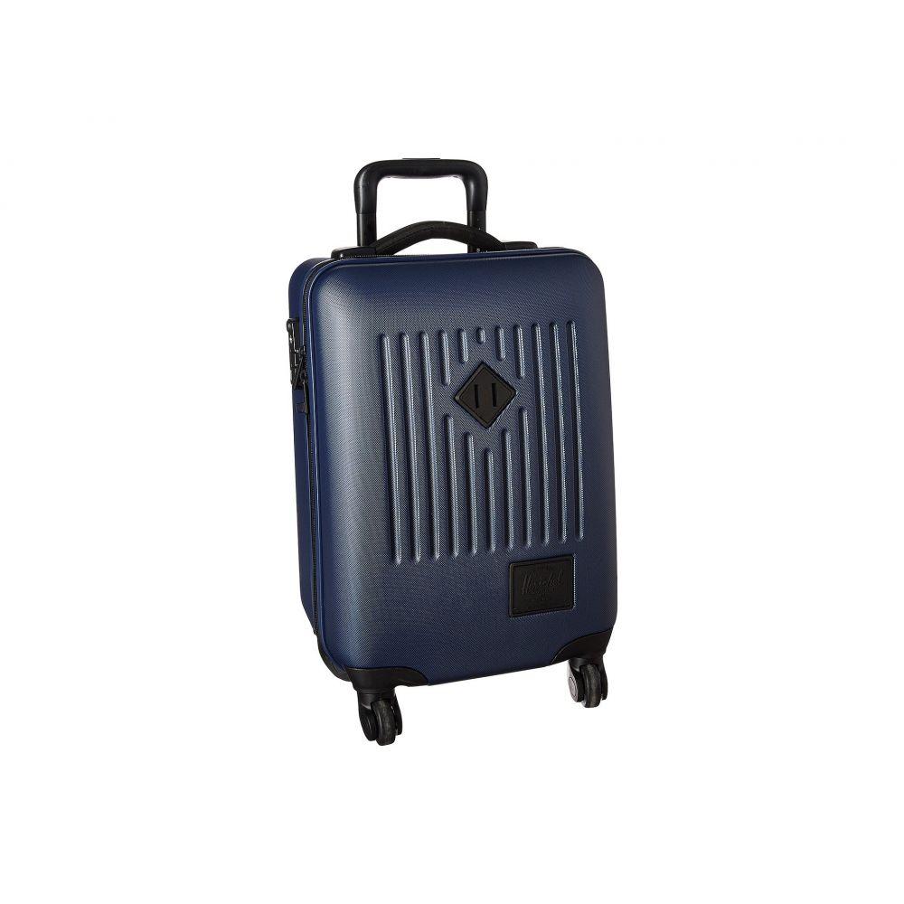 ハーシェル サプライ レディース バッグ スーツケース・キャリーバッグ【Trade Small】Navy