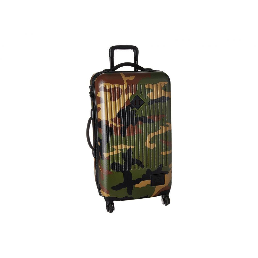 ハーシェル サプライ レディース バッグ スーツケース・キャリーバッグ【Trade Medium】Woodland Camo