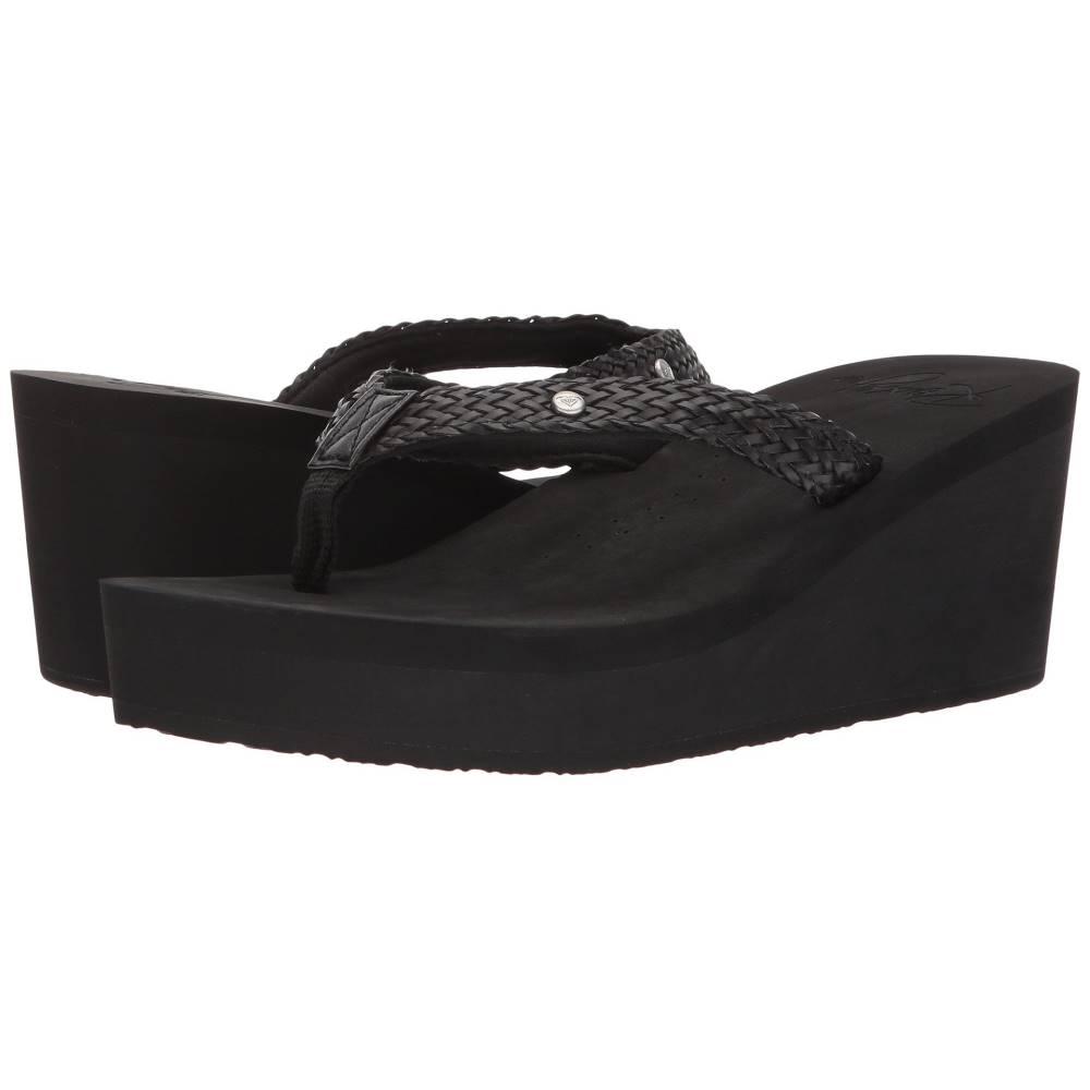 ロキシー レディース シューズ・靴 サンダル・ミュール【Mellie II】Black