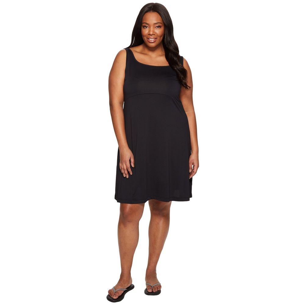 コロンビア レディース ワンピース・ドレス ワンピース【Plus Size Freezer III Dress】Black