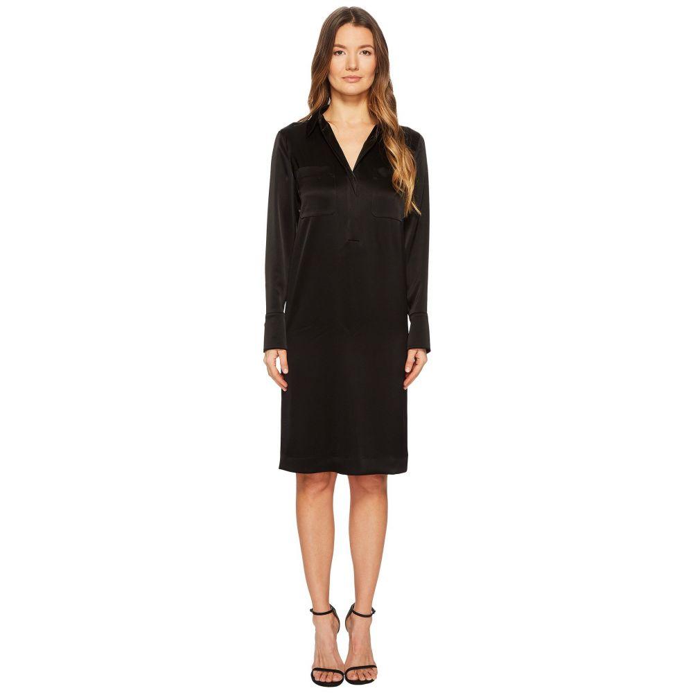 エスカーダ レディース ワンピース・ドレス ワンピース【Dvinav Long Sleeve Dress】Black