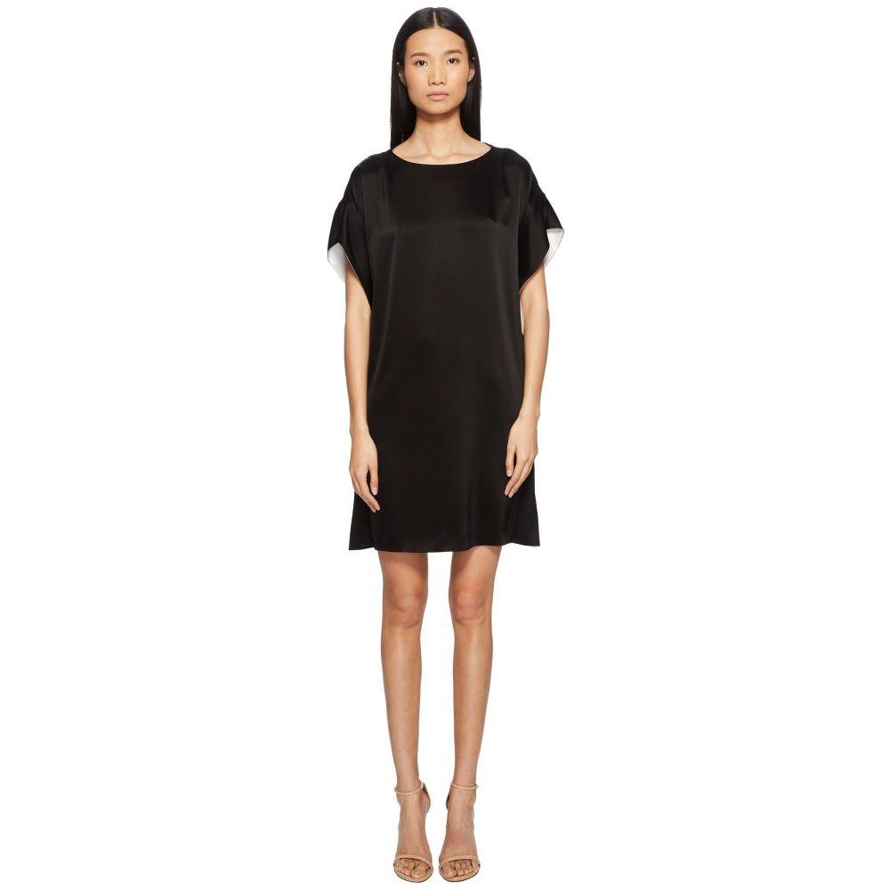 エスカーダ レディース ワンピース・ドレス ワンピース【Dallana Flutter Dress】Black
