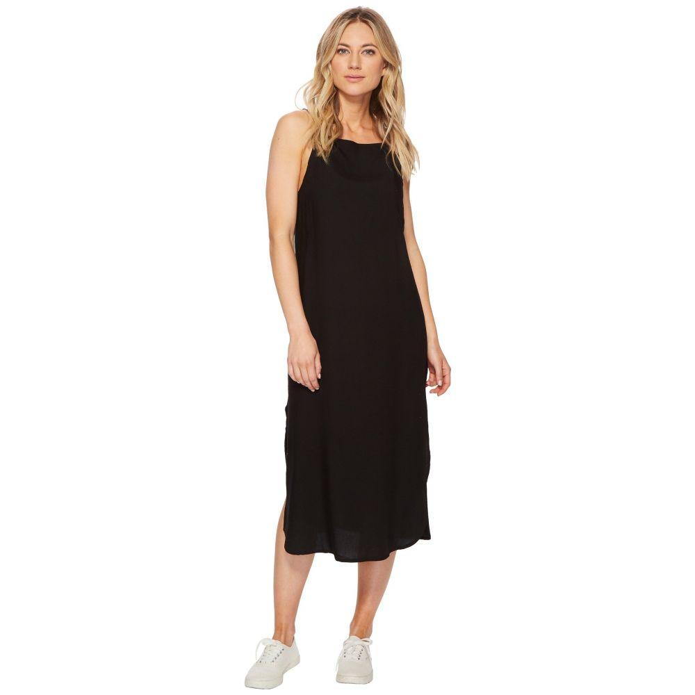 ヴァンズ レディース ワンピース・ドレス ワンピース【Marie Midi Dress】Black