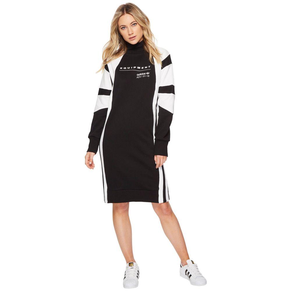 アディダス レディース ワンピース・ドレス ワンピース【EQT Dress】Black