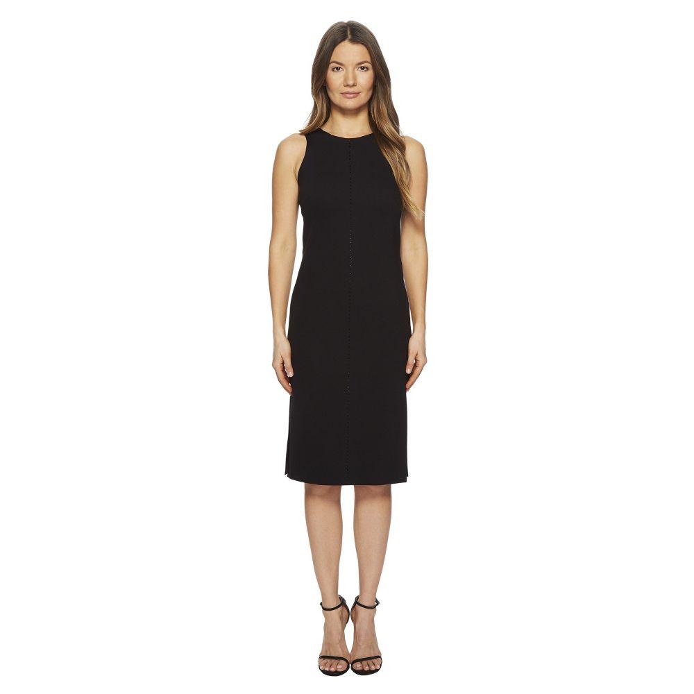 エスカーダ レディース ワンピース・ドレス ワンピース【Dajet Dress with Rhinestone Detail】Black