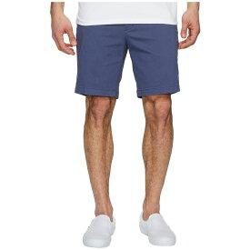 ノーティカ メンズ ボトムス・パンツ ショートパンツ【Classic Fit Stretch Deck Shorts】Blue Indigo