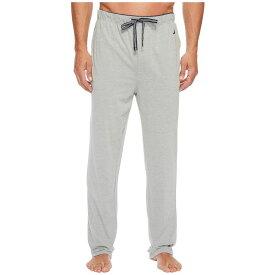 ノーティカ メンズ インナー・下着 パジャマ・ボトムのみ【Knit Sleep Pants】Grey Heather