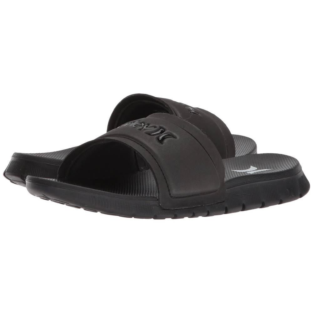 ハーレー レディース シューズ・靴 サンダル・ミュール【Women's Fusion Slide】Black