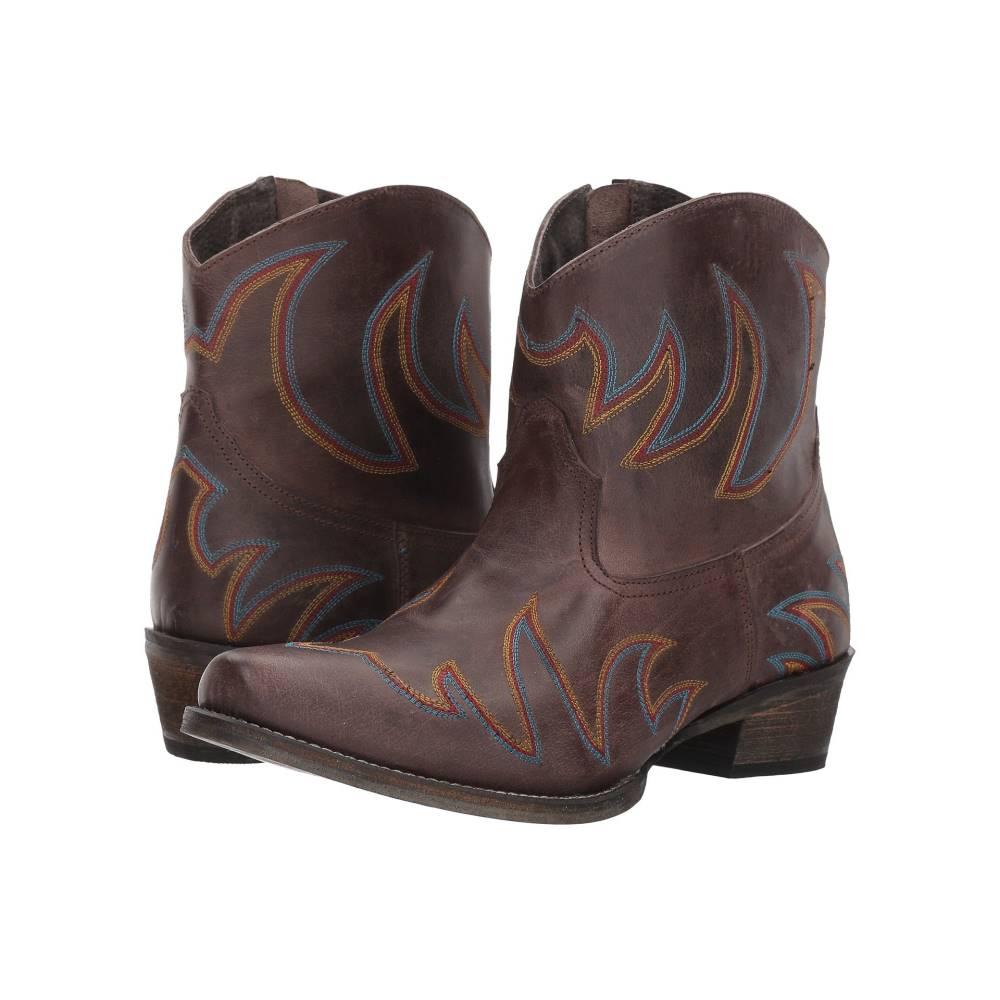 ローパー レディース シューズ・靴 ブーツ【Phoenix】Brown