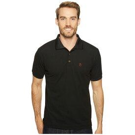 フェールラーベン メンズ トップス ポロシャツ【Crowley Pique Shirt】Black