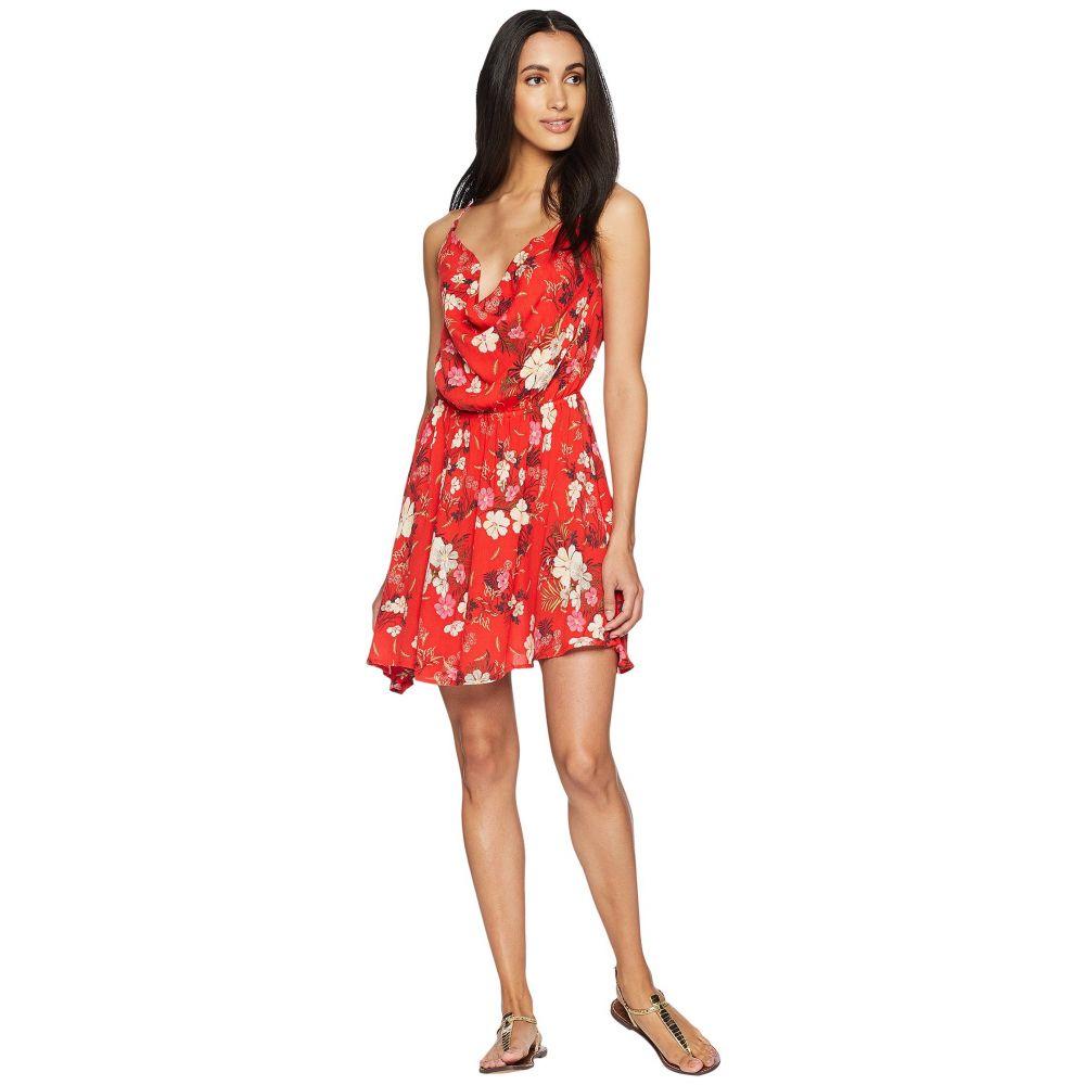 オニール レディース ワンピース・ドレス ワンピース【Ashby Dress】Poppy Red
