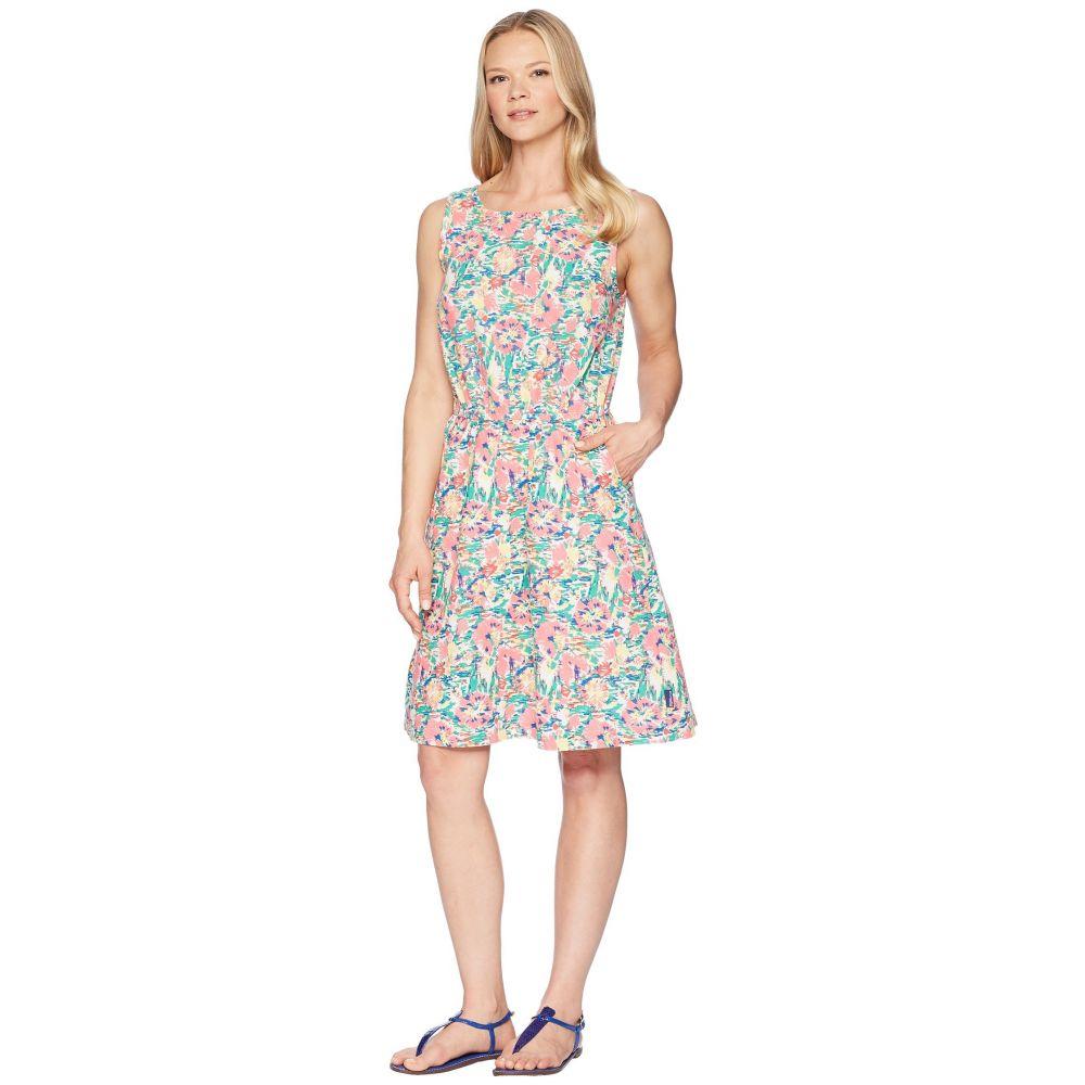 コロンビア レディース ワンピース・ドレス ワンピース【Harborside Linen Dress】Lollipop Flower Burst