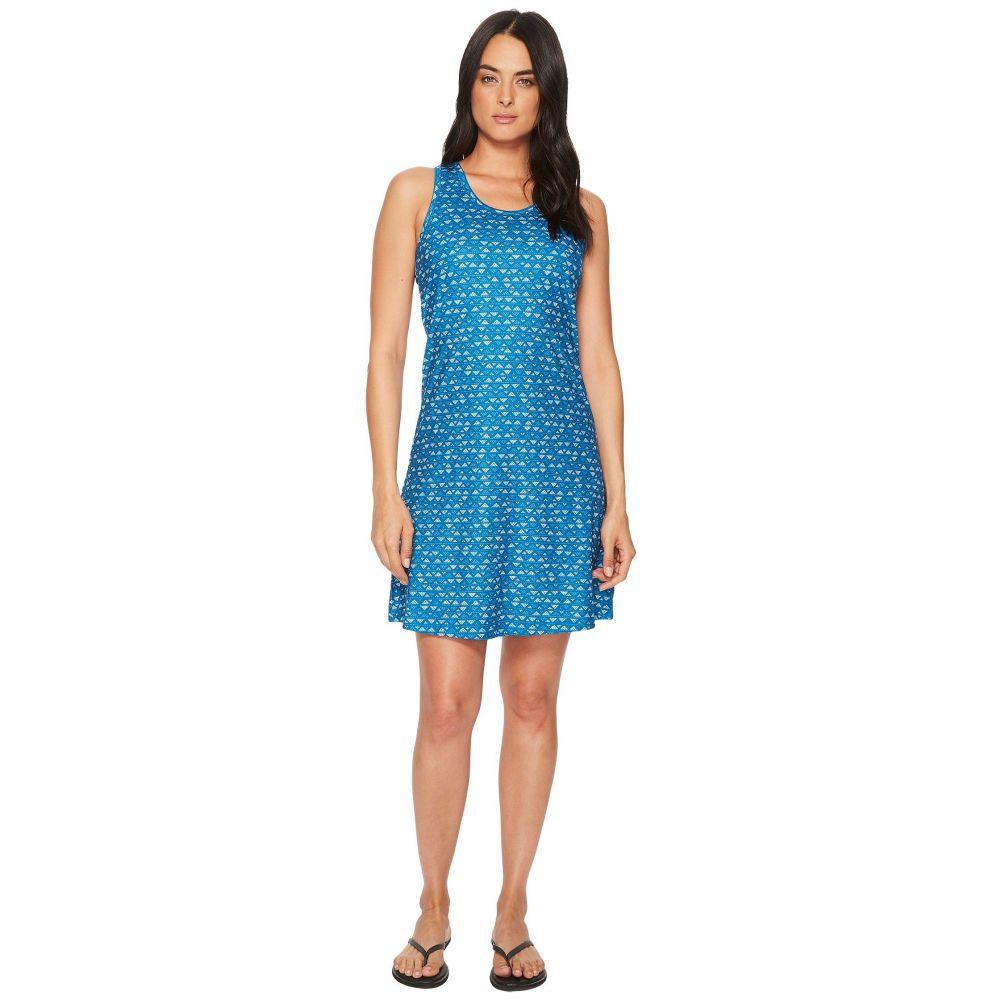 コロンビア レディース ワンピース・ドレス ワンピース【Saturday Trail II Knit Dress】Jewel Mountain Triangles Print