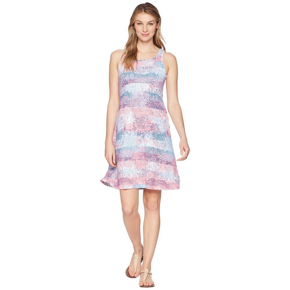 コロンビア レディース ワンピース・ドレス ワンピース【Freezer III Dress】Sail Charlotte Floral Print