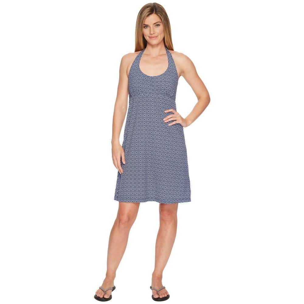 コロンビア レディース ワンピース・ドレス ワンピース【Armadale Halter Top Dress】Collegiate Navy Helmsalee Print