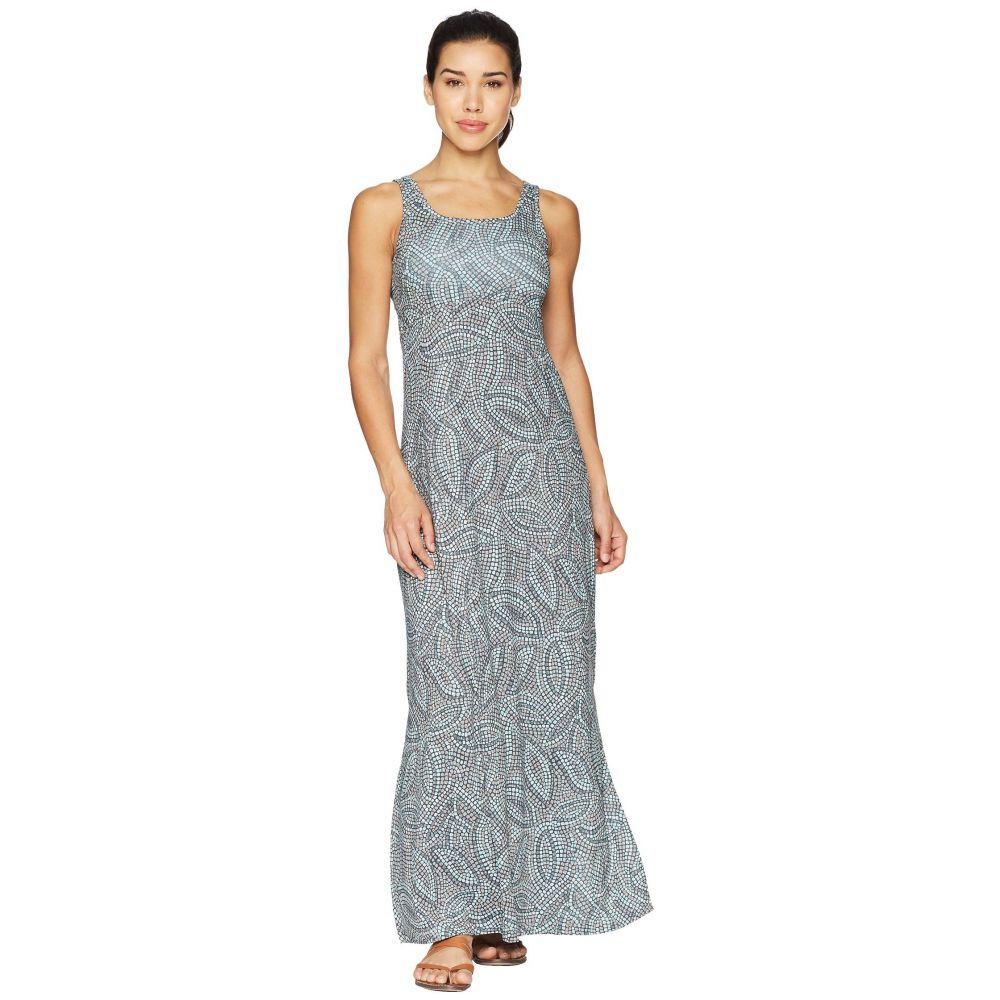 コロンビア レディース ワンピース・ドレス ワンピース【Freezer Maxi Dress】Tusk Mosaic Print