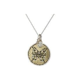 ブライトン レディース ジュエリー・アクセサリー ネックレス【Stars For The Soul Dreams Necklace】Silver/Gold