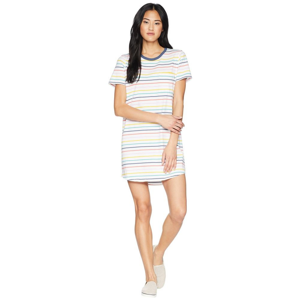 ヴァンズ レディース ワンピース・ドレス ワンピース【Pool Party Dress】Party Stripe
