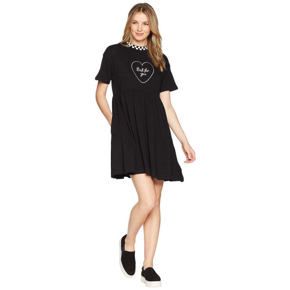 ヴァンズ レディース ワンピース・ドレス ワンピース【Bad For You Dress】Black