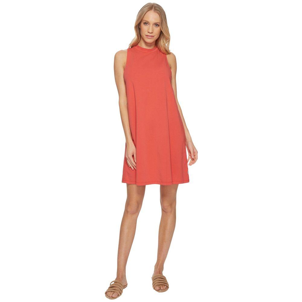 ヴァンズ レディース ワンピース・ドレス ワンピース【Carmel Dress】Spiced Coral
