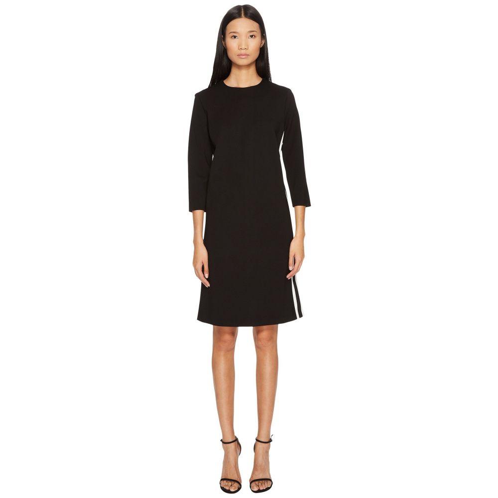 エスカーダ レディース ワンピース・ドレス ワンピース【Dacoppa 3/4 Sleeve Dress】Black
